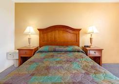 Super 8 by Wyndham Klamath Falls - Klamath Falls - Schlafzimmer