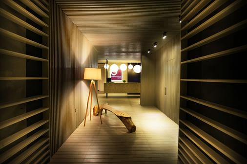 O'Boutique Suites Hotel - Kuala Lumpur - Cầu thang