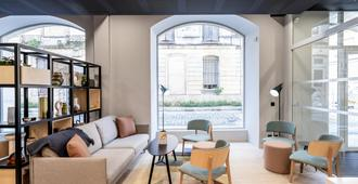 Staycity Aparthotels Bordeaux City Centre - Bordeaux - Lounge