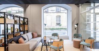 Staycity Aparthotels Bordeaux City Centre - בורדו - טרקלין