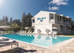 橄欖樹林渡假村 - 克基拉 - 游泳池