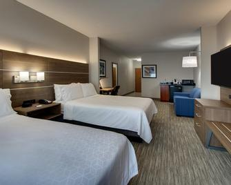 Holiday Inn Express & Suites Chicago North-Waukegan-Gurnee - Waukegan - Bedroom