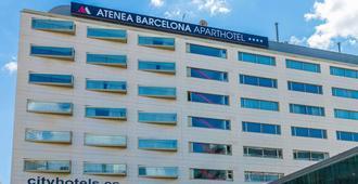 Aparthotel Atenea Barcelona - Barcelona - Edificio