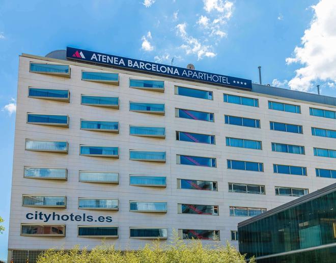 Aparthotel Atenea Barcelona - Barcellona - Edificio