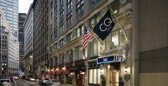 Club Quarters Hotel in Boston - Boston - Rakennus
