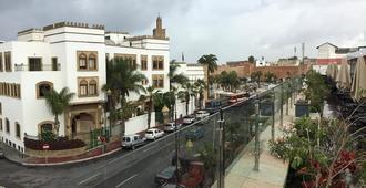 Hotel Lutece - Rabat - Outdoor view