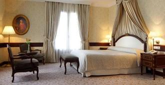 Hotel Cándido - Segovia - Camera da letto