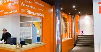 Aparthotel G3 Galeon - Madrid - Recepción