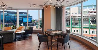 Hotel Zachary, Chicago, a Tribute Portfolio Hotel - Chicago - Dining room
