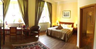 Arkaden Hotel Im Kloster - במברג - חדר שינה