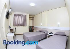 Hotel Express Savoy - Porto Alegre - Bedroom