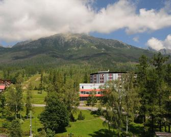 Atrium Hotel - Vysoké Tatry - Outdoor view