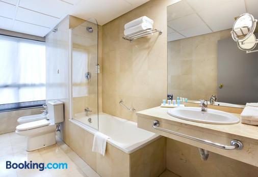 B&B Hotel Cartagena Cartagonova - Cartagena - Bathroom