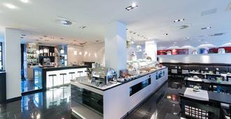 阿奎伊斯格拉德城市酒店 - 亞琛 - 餐廳
