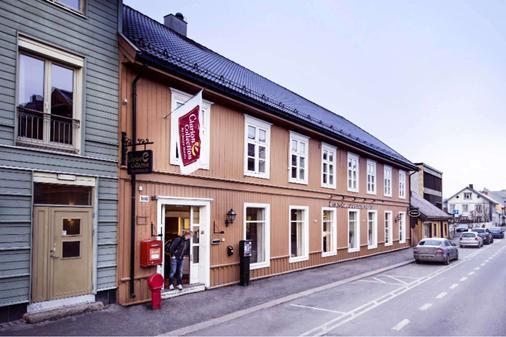 Clarion Collection Hotel Hammer - Lillehammer - Rakennus