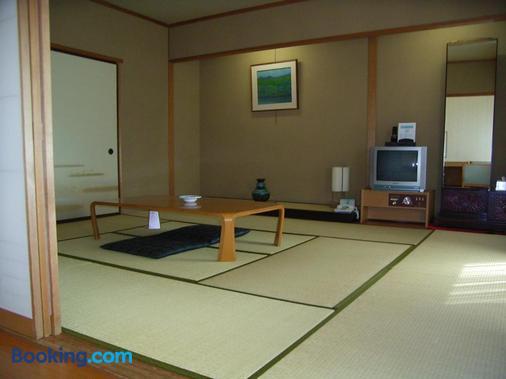 富山露台豪華飯店 - 富山 - 餐廳