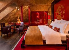 Buddha-Bar Hotel Prague - Praag - Slaapkamer