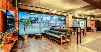 Hotel Memory - Gangneung - Lobby
