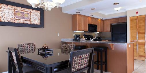 Legacy Vacation Resorts-Orlando - Kissimmee - Dining room