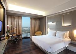 Swiss-Belhotel Harbour Bay - Batam - Schlafzimmer