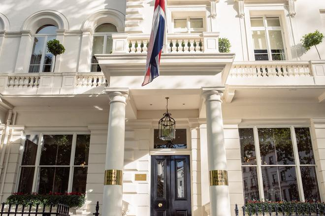 Roseate House London - Lontoo - Rakennus