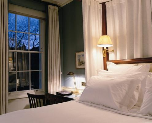 Roseate House London - London - Phòng ngủ