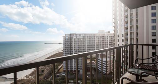 Hilton Myrtle Beach Resort - Myrtle Beach - Balcony