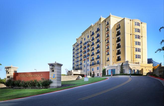 Hotel Granduca Austin - Austin - Building