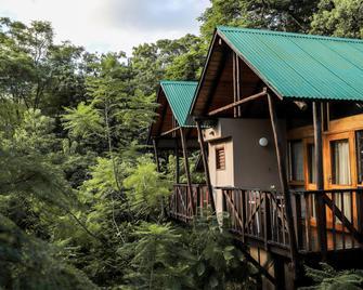 Mantenga Lodge - Mbabane - Building