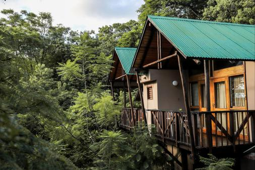 Mantenga Lodge - Mbabane - Gebäude