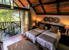 Mantenga Lodge - Мбабане - Спальня