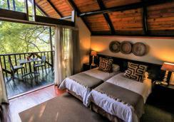 Mantenga Lodge - Mbabane - Schlafzimmer