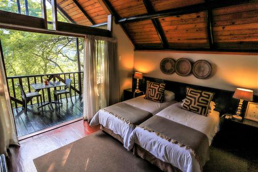 Mantenga Lodge - Mbabane - Bedroom