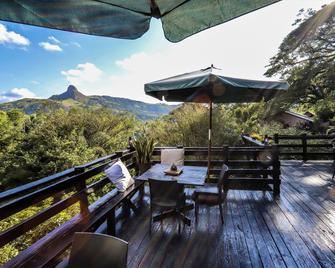 Mantenga Lodge - Mbabane - Balkón