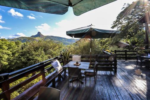 Mantenga Lodge - Mbabane - Balcony