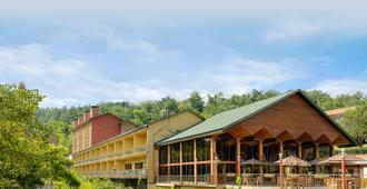 River Terrace Resort & Convention Center - Gatlinburg - Κτίριο