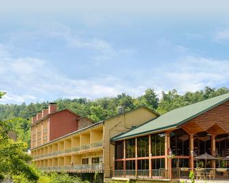 River Terrace Resort & Convention Center - Gatlinburg - Rakennus
