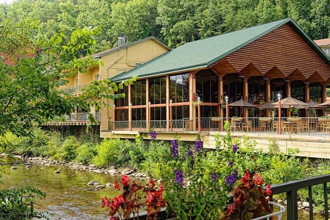 River Terrace Resort & Convention Center - Gatlinburg - Edificio