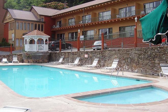 River Terrace Resort & Convention Center - Gatlinburg - Piscina