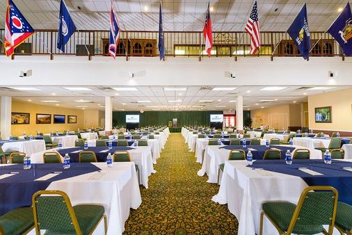 River Terrace Resort & Convention Center - Gatlinburg - Phòng họp