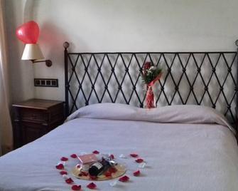 Hotel el Palacete Del Corregidor - Альмуньєкар - Bedroom