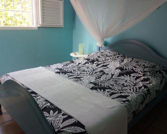 Bungalow cocodile - Sainte-Anne - Bedroom