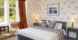 Kings Knoll Hotel - โอบาน - ห้องนอน