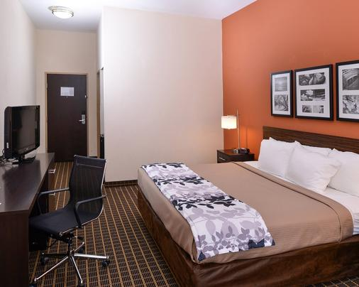 Sleep Inn & Suites - Valdosta - Bedroom