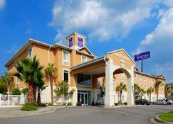 Sleep Inn And Suites Valdosta - Valdosta - Building