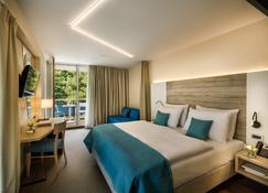 Hotel Marina - Liburnia - Mošćenička Draga - Schlafzimmer