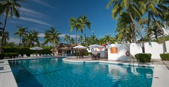 Gran Festivall Resort - Manzanillo - Piscina