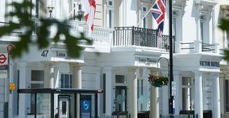 Luna-Simone Hotel - Londra - Edificio