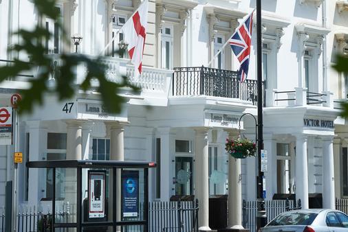 Luna-Simone Hotel - Λονδίνο - Κτίριο