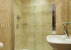 月神西蒙娜酒店 - 倫敦 - 倫敦 - 浴室
